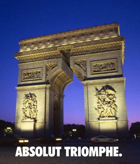 Absolut Triomphe