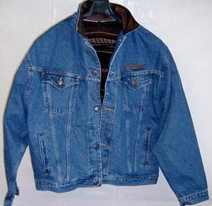 bullet proof denim jacket