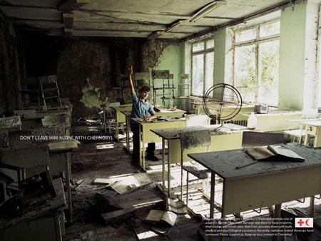 Chernobyl - Red Cross 1