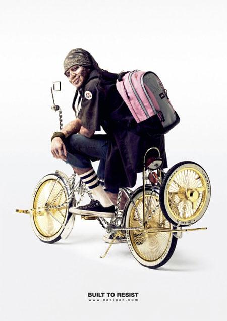 Eastpak Horror 7 - Bike