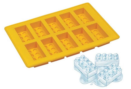 Lego Ice Cube Bricks