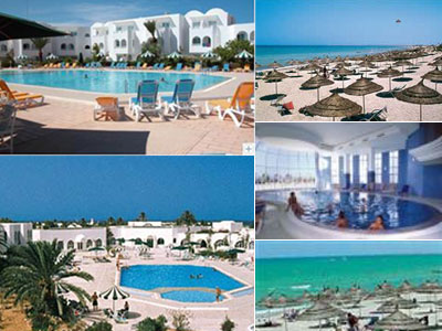 Les Dunes, Djerba, Tunisia