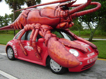 Lobstercar