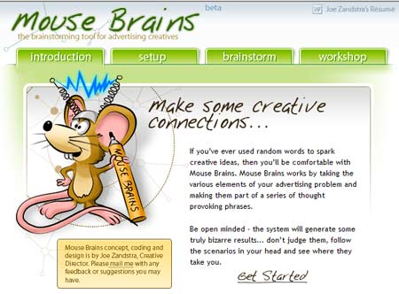 Mouse Brains