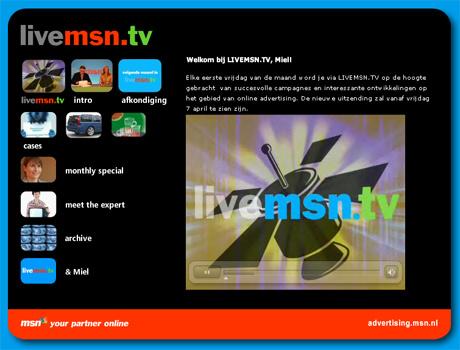 msn live nl