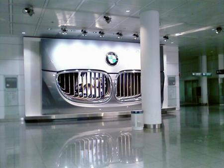 BWM Munich Airport 1