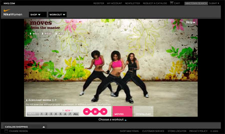 Nike Dance 2