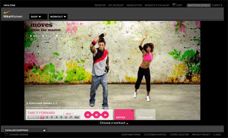 Nike Dance 3