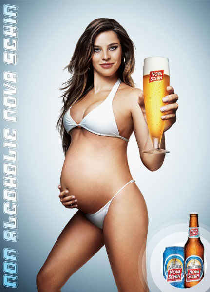 Beer Belly Or Pregnant? « Cool Marketing Thoughts