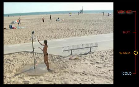 Essence Beach Shower Cam
