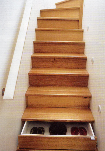 Cupboard Stairs