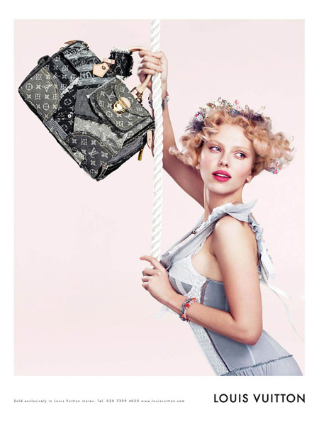 Scarlett Johansson for Vuitton 1