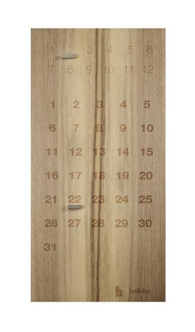 Belinka Calendar 1